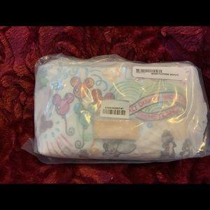 Dooney & Bourke Disney Sketch Cosmetic Bag